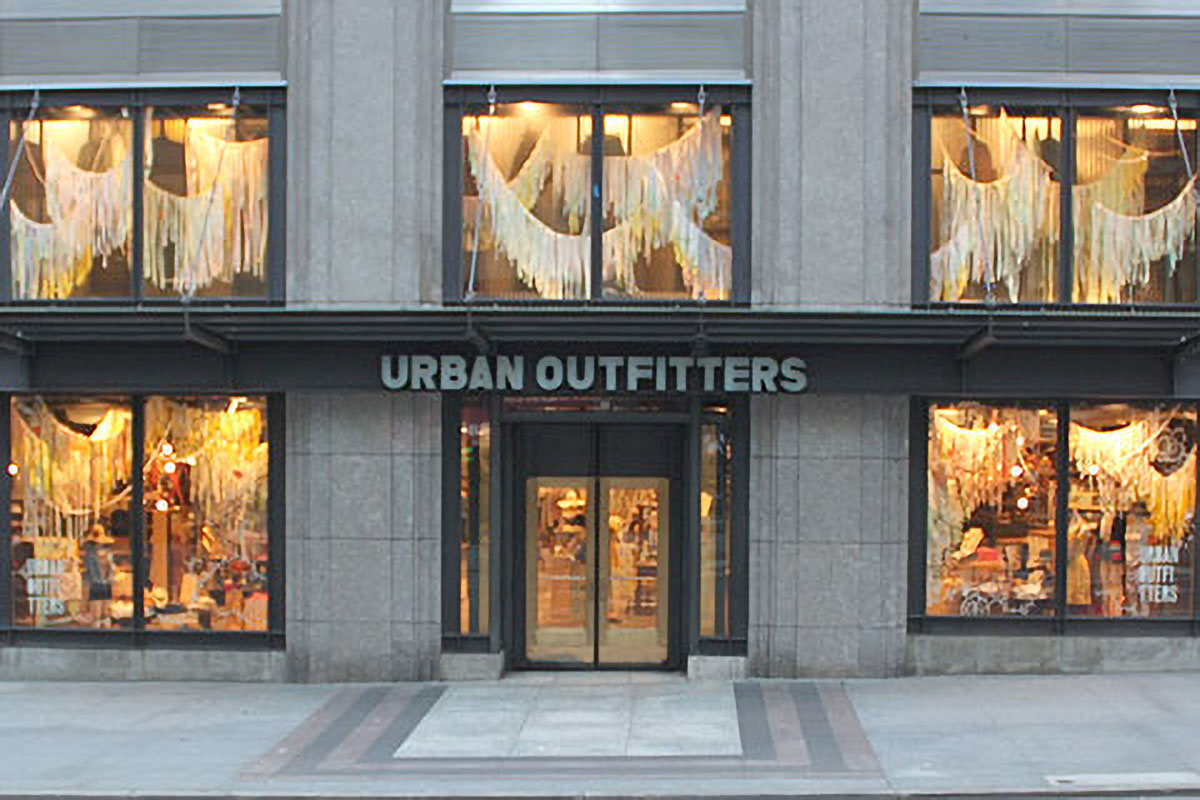 photo of Urban Outfitters joins retail rush to sell CBD products image