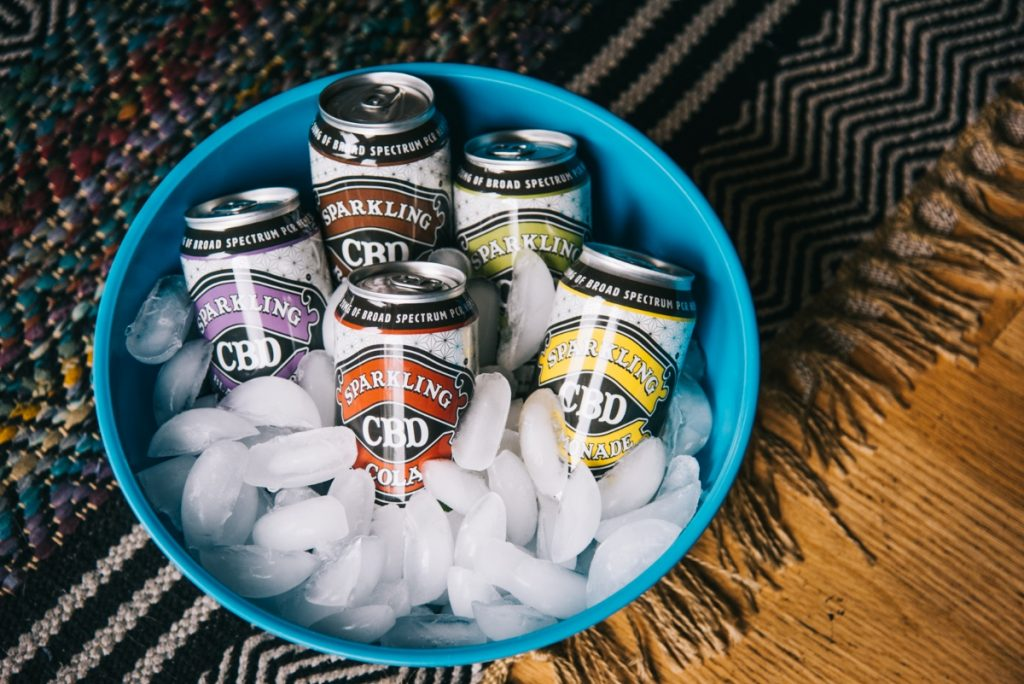 Coors subsidiary to start carrying nonalcoholic CBD beverages