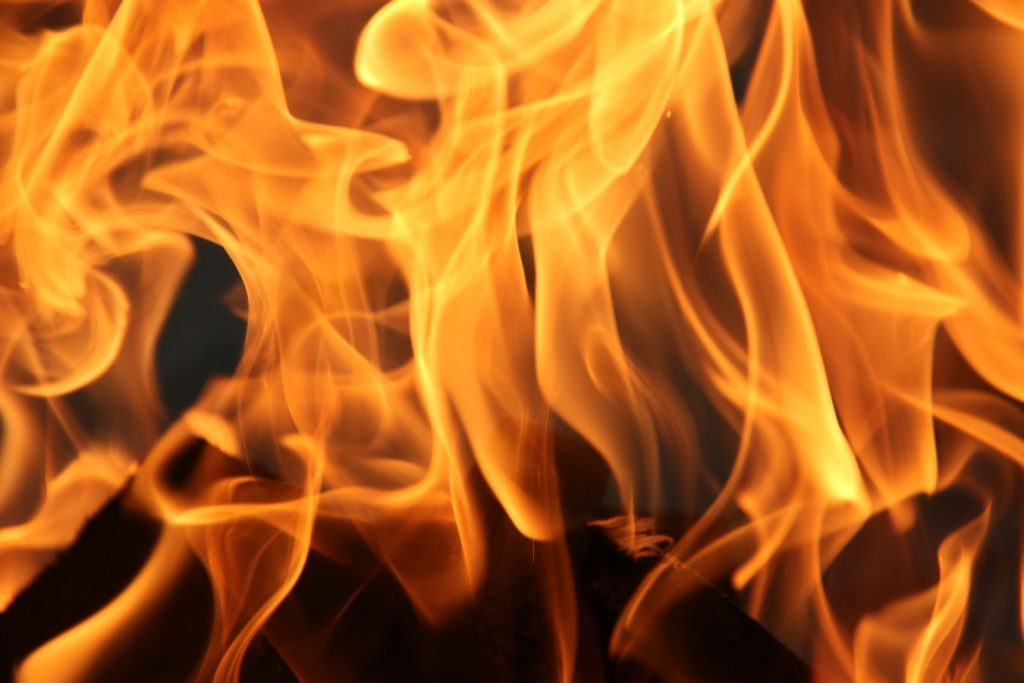 Fire at Pennsylvania drying shed prompts storage warning
