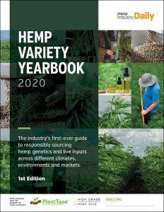 , Hemp Variety Yearbook Report PDF Access