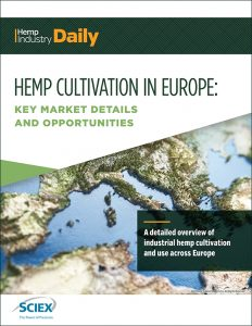 , Hemp in Europe: What you need to know to be a successful investor