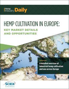 , Hemp Cultivation in Europe Report Access