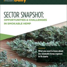 , Exclusive: Smokable hemp market worth up to $80 million for 2020, with fivefold growth predicted