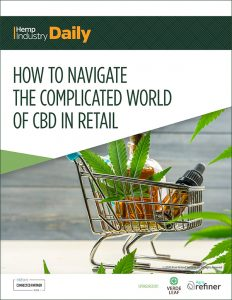 , Exclusive: CBD demand could drive 2020 sales of $2 billion, with threefold growth projected by 2025