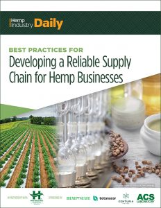 , Best Practices for Developing a Reliable Supply Chain for Hemp Businesses – Download