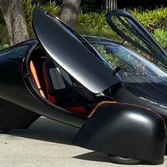 Aptera Motors Paradigm