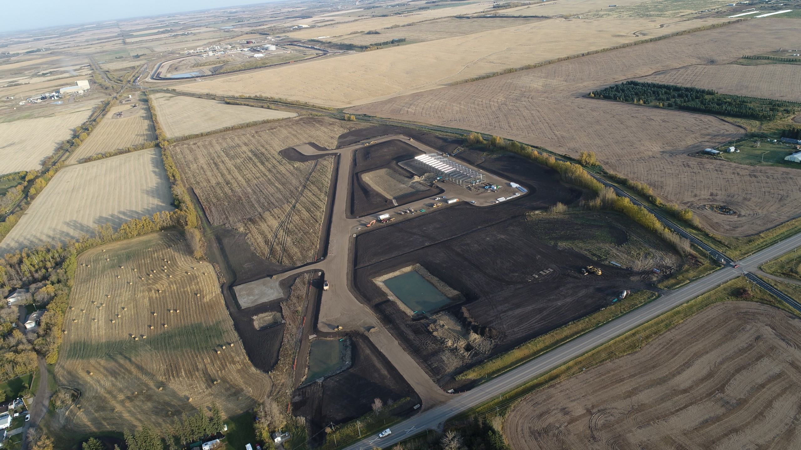 photo of Alberta fiber processor resumes expansion after COVID delay image